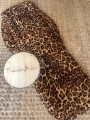 Leopard print traditional (regular fabric) LIMITED EDITION ONLY
