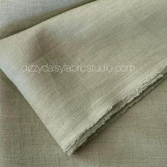 OUT OF STOCK Powder Green Linen Regular Fabric LIMITED EDITION